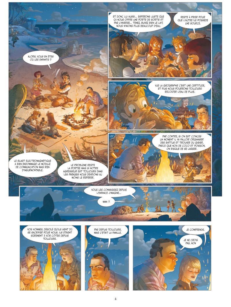Extrait n°2 de la bd tome 5 par Denis-Pierre Filippi