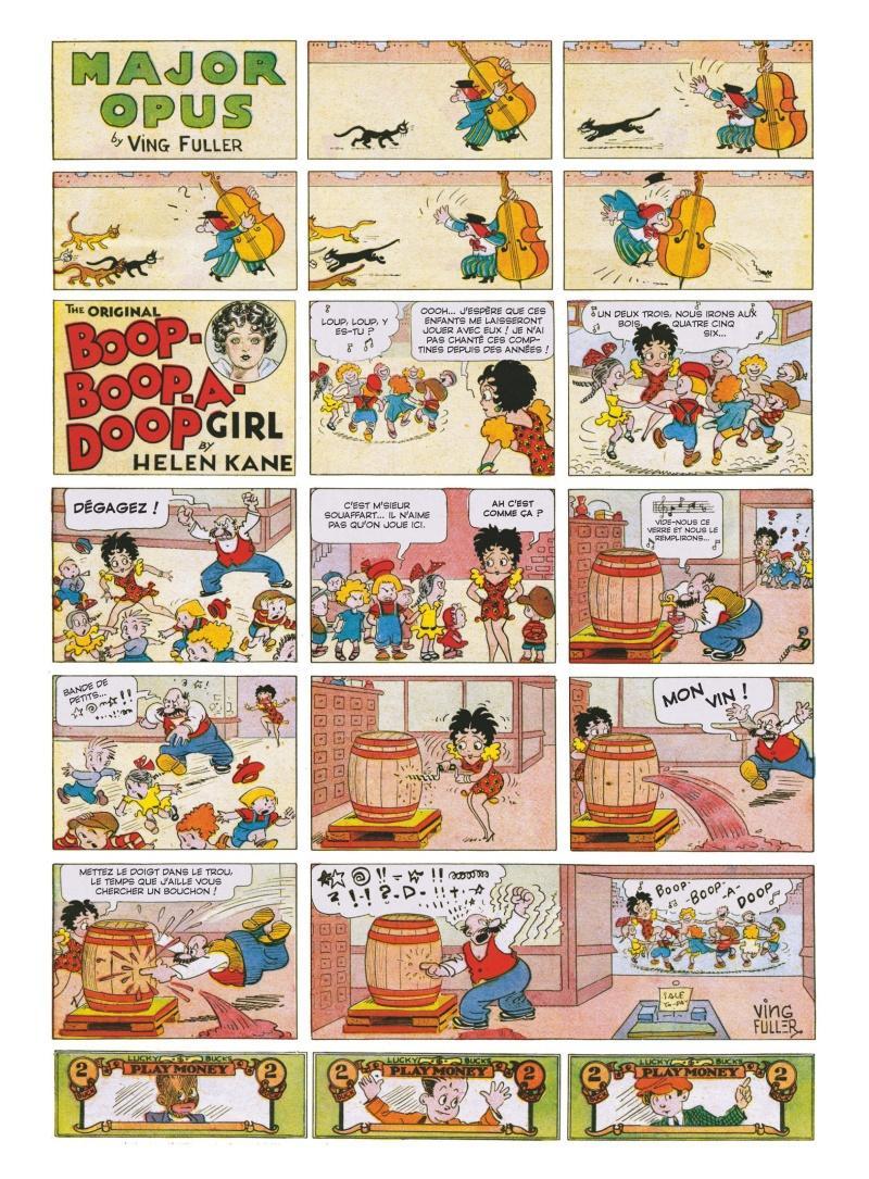 Extrait n°2 Betty Boop - Intégrale par Max Fleischer