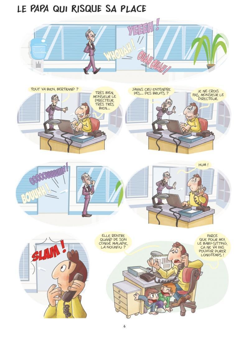 Extrait n°4 tome 1 par Dentiblù