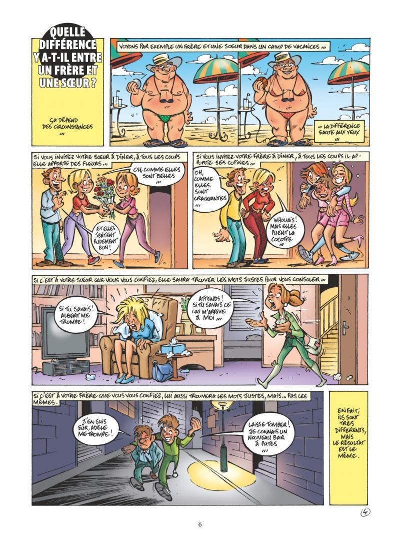 Extrait n°3 Quelle famille formidable ! par Jacky Goupil