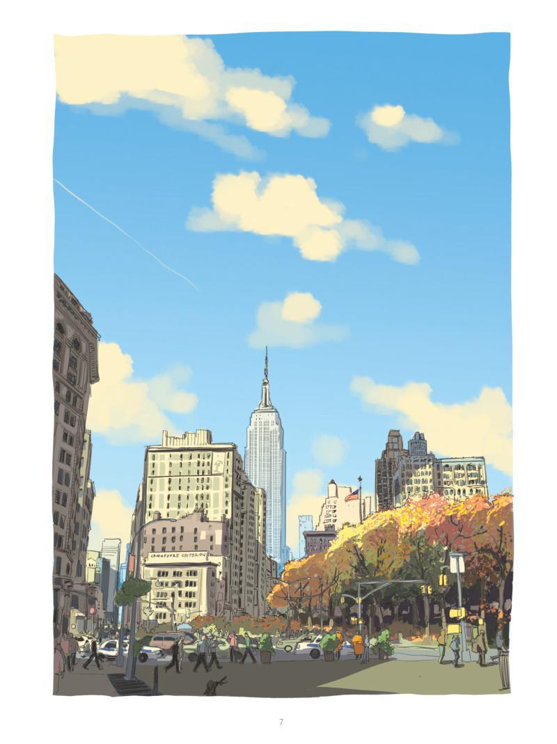 Extrait n°1 Manhattan murmures