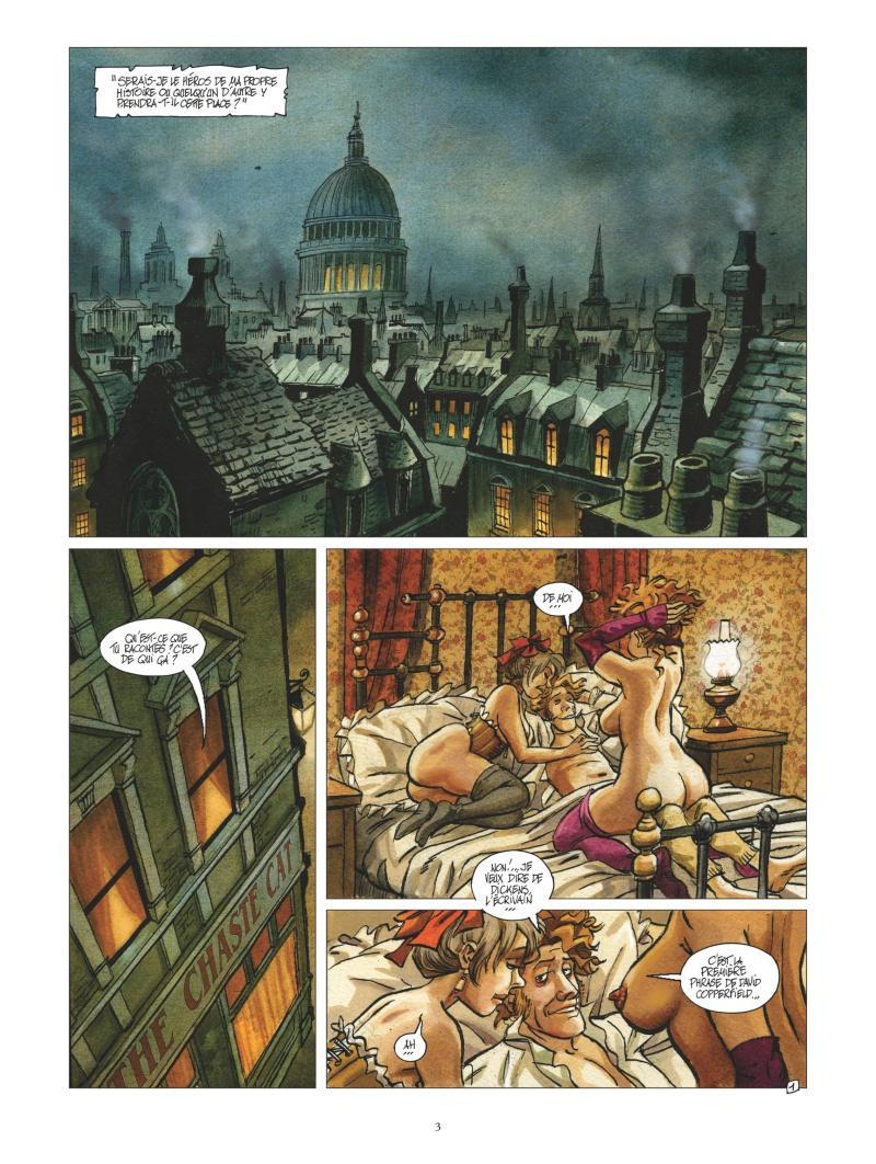 Extrait n°1 tome 2 par Rodolphe