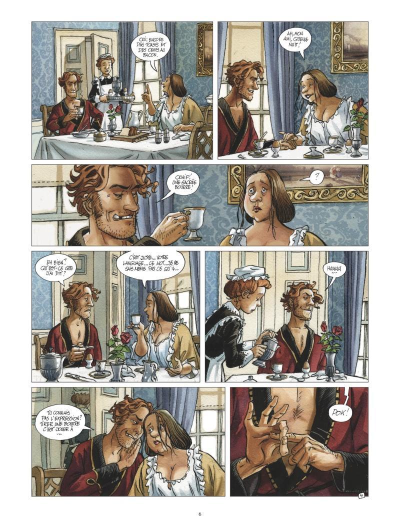 Extrait n°4 tome 2 par Rodolphe
