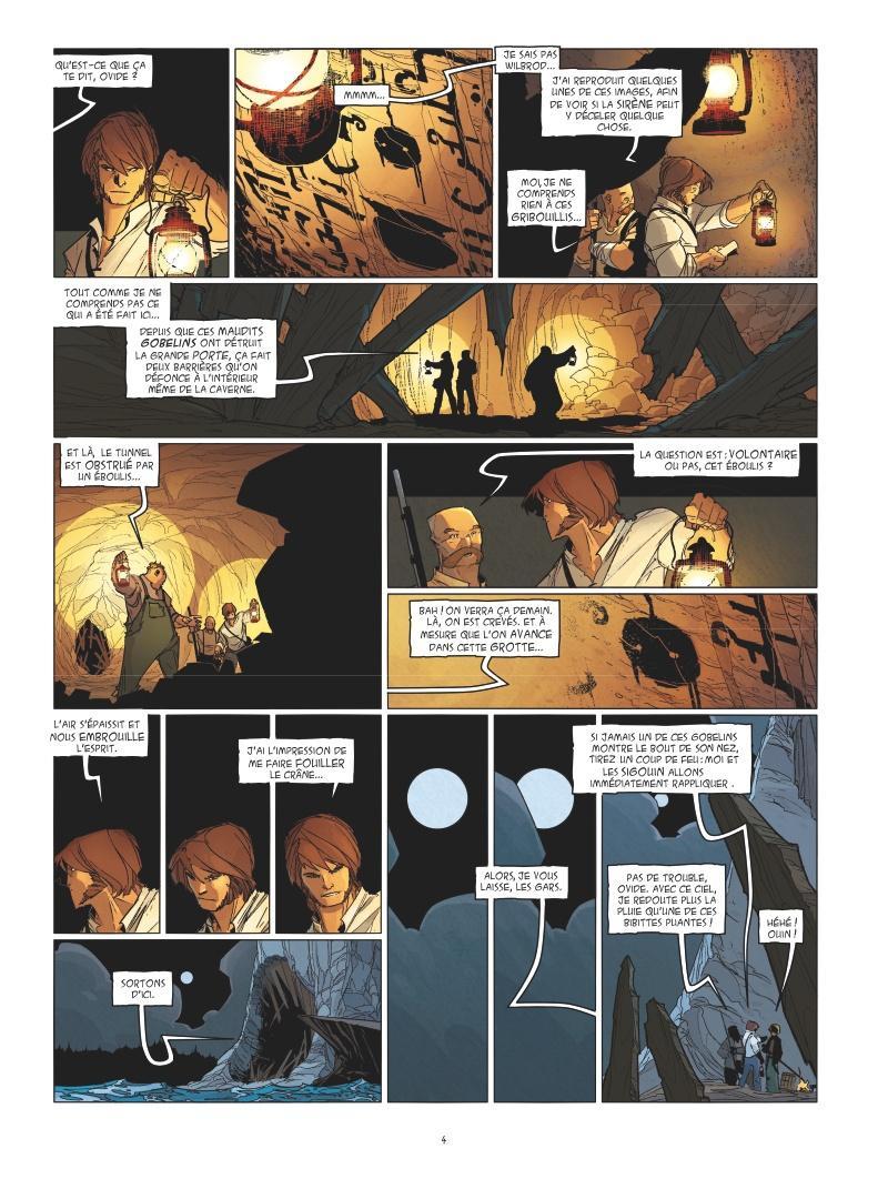 Extrait n°2 tome 3 par François Lapierre