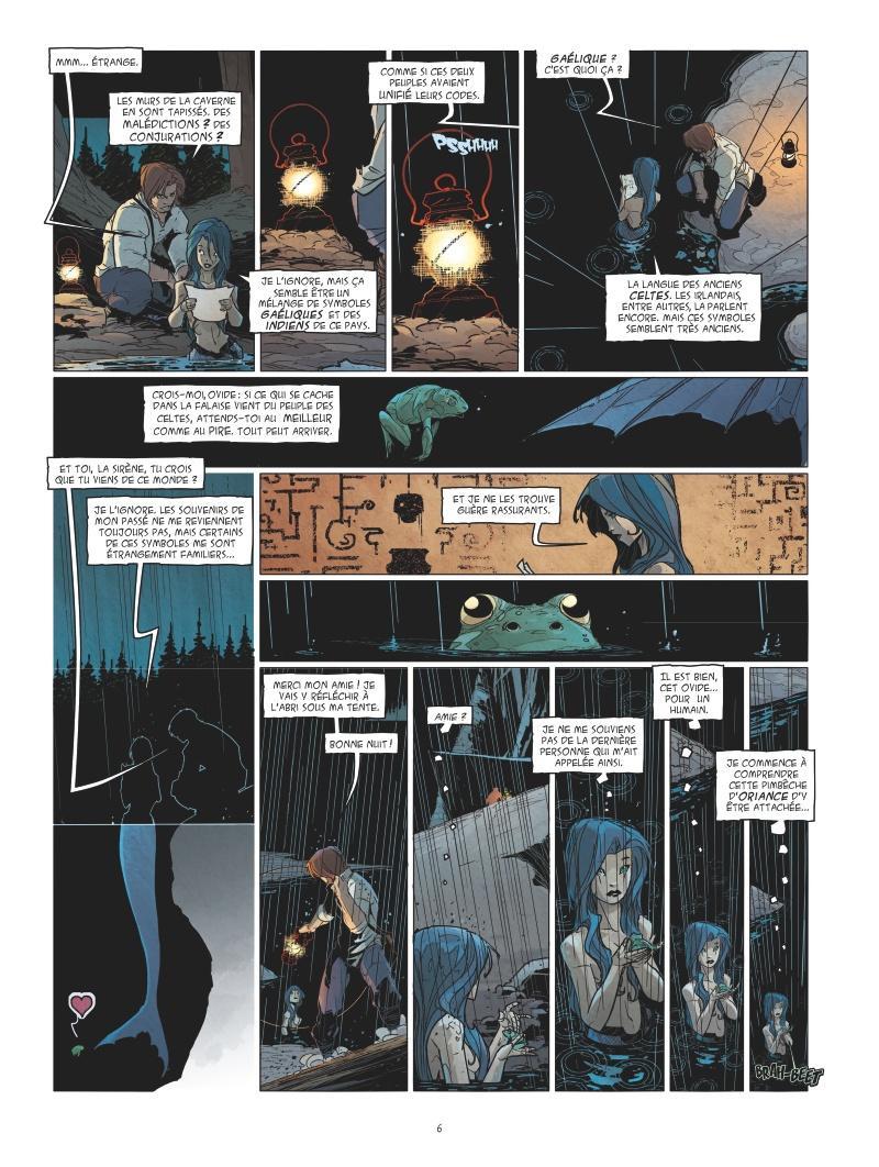 Extrait n°4 tome 3 par François Lapierre