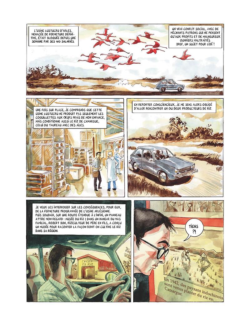 Extrait n°4 de la bd tome 4 par Clément Baloup