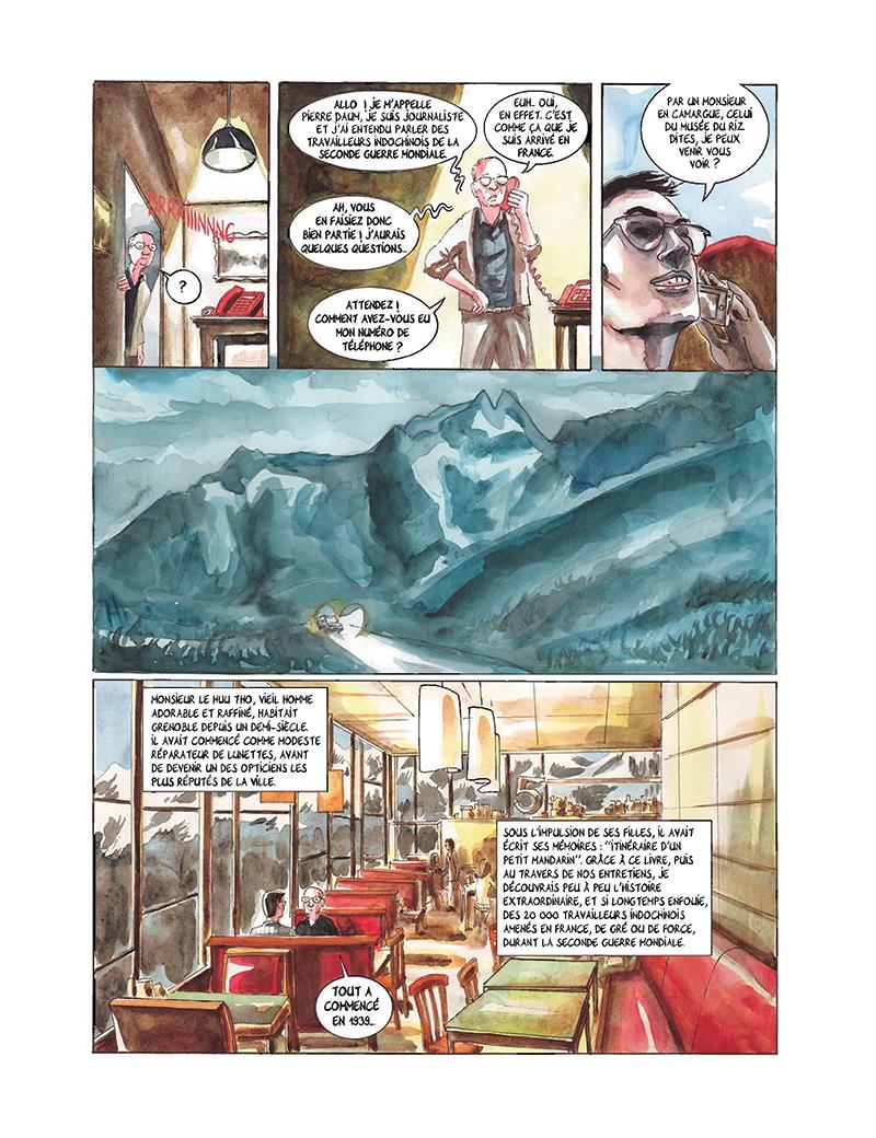 Extrait n°6 de la bd tome 4 par Clément Baloup