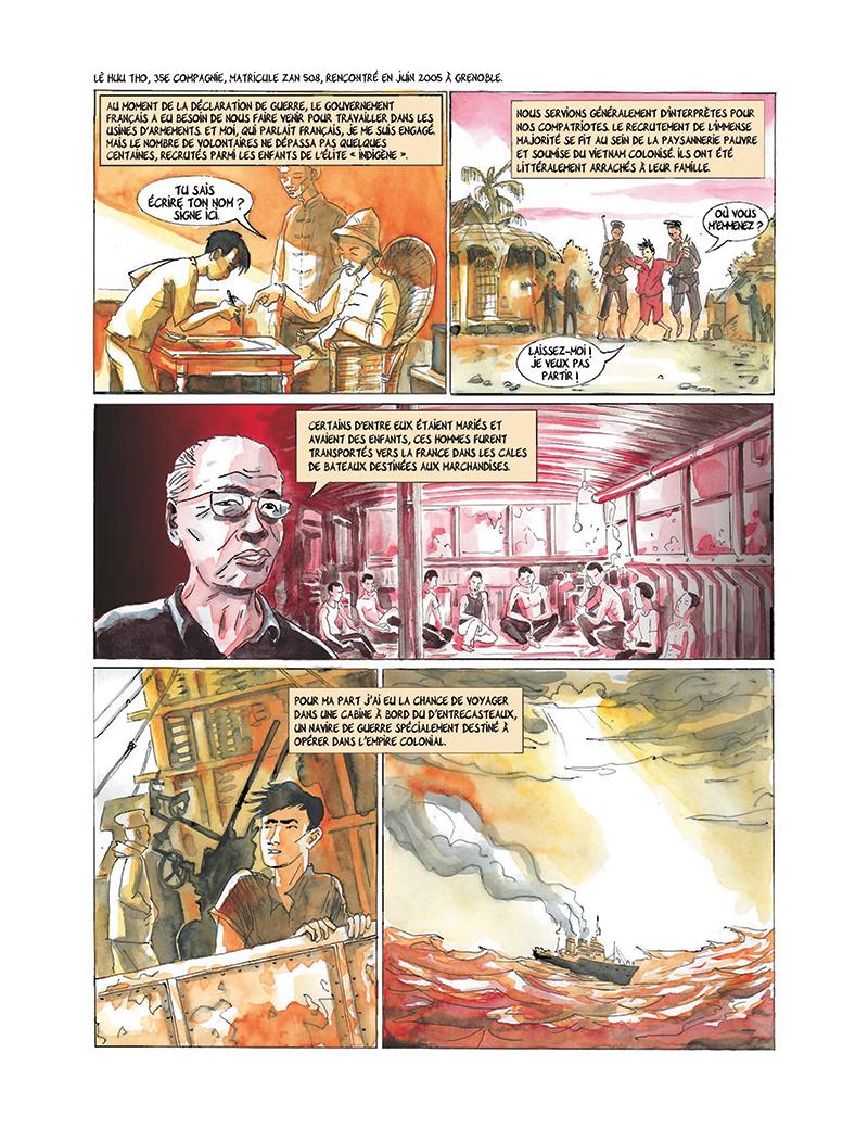 Extrait n°7 de la bd tome 4 par Clément Baloup