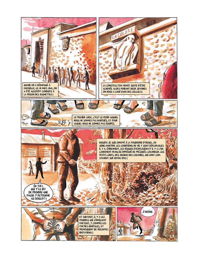 Extrait n°8 de la bd tome 4 par Clément Baloup