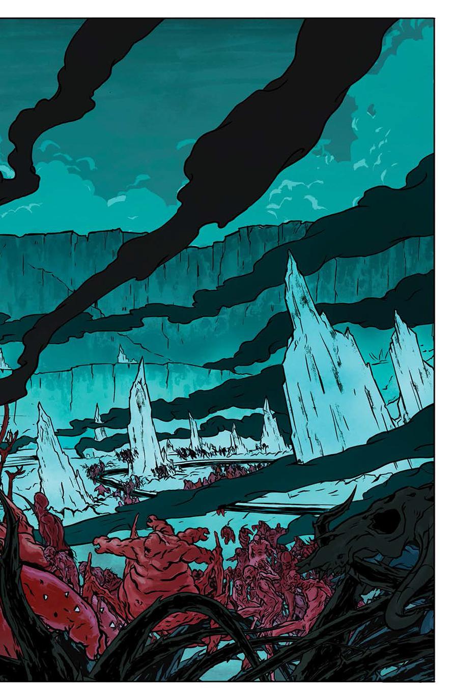 Extrait n°3 du comics Eternal Warrior par Juan Jose Ryp
