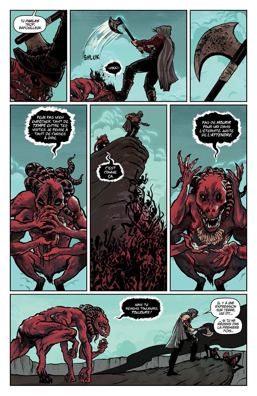 Extrait n°4 du comics Eternal Warrior par Juan Jose Ryp