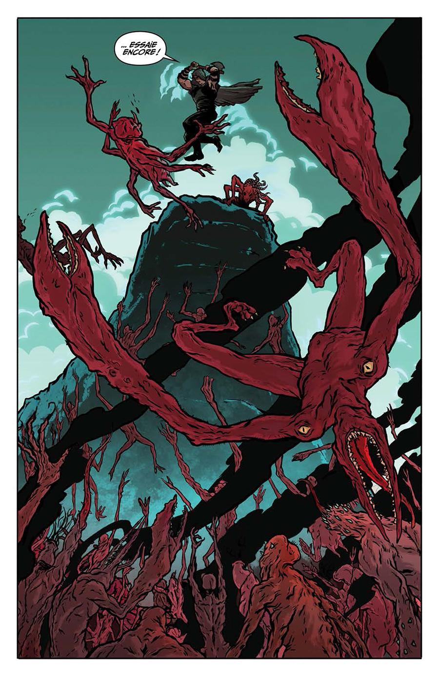 Extrait n°5 du comics Eternal Warrior par Juan Jose Ryp