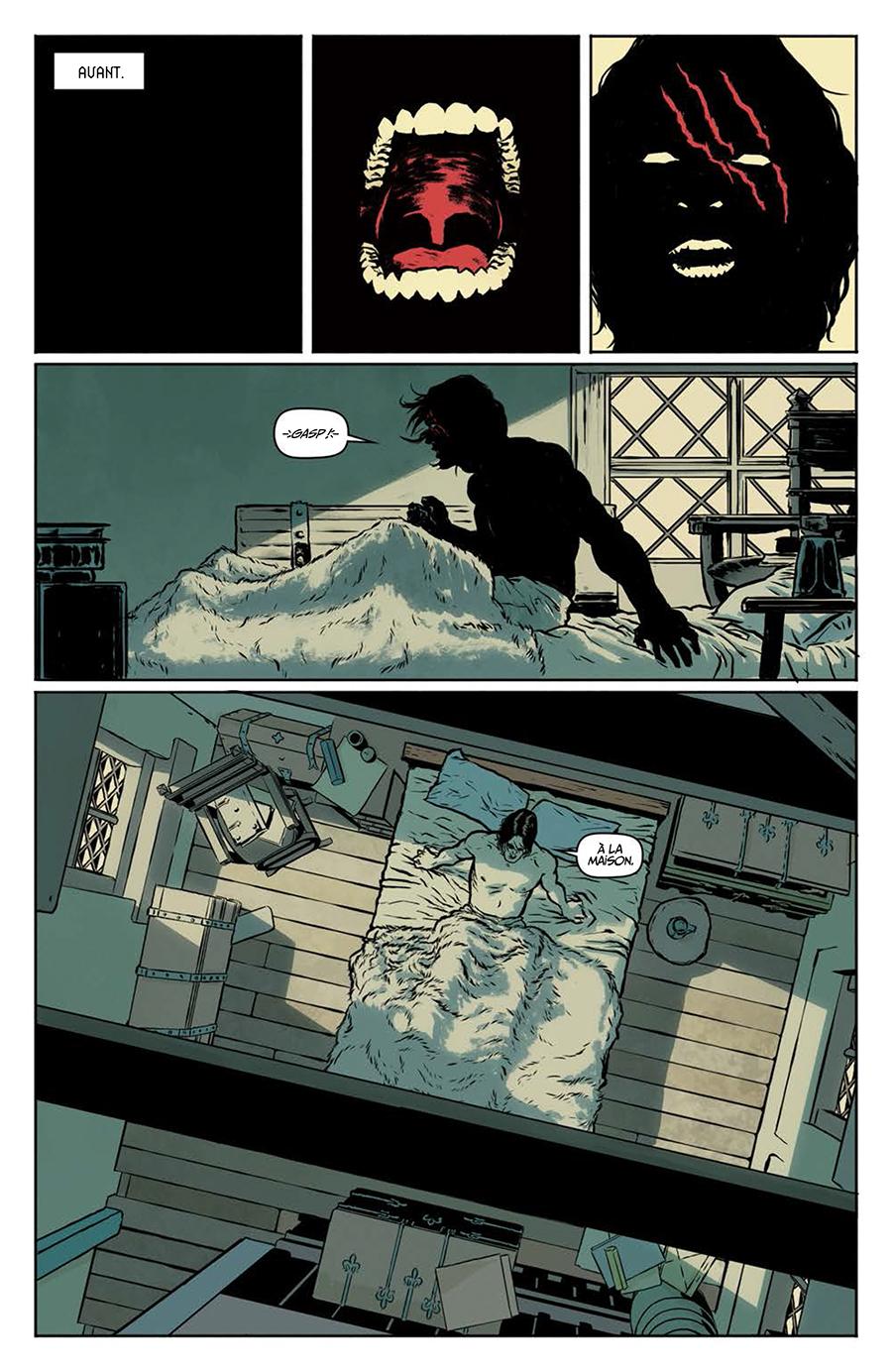 Extrait n°6 du comics Eternal Warrior par Juan Jose Ryp