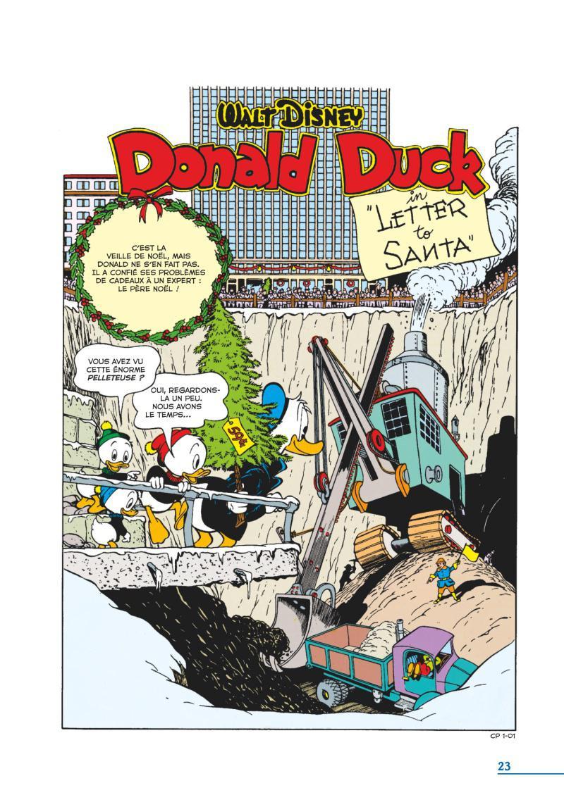 Extrait n°1 du comics tome 24 par Carl Barks