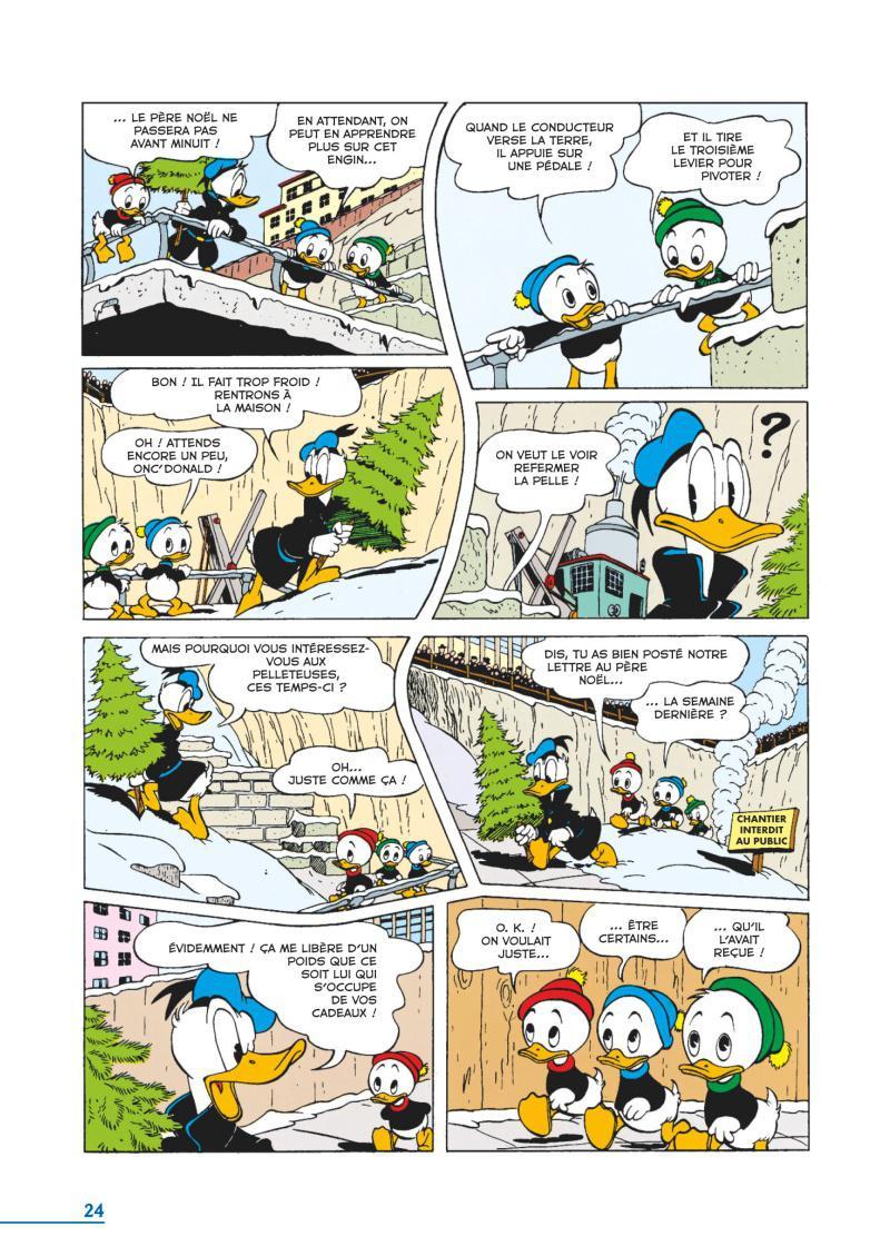 Extrait n°2 du comics tome 24 par Carl Barks