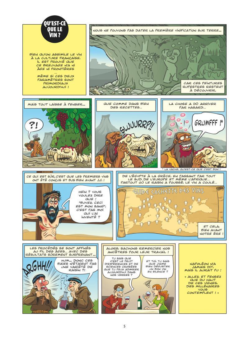 Extrait n°3 tome 49 par Ohazar