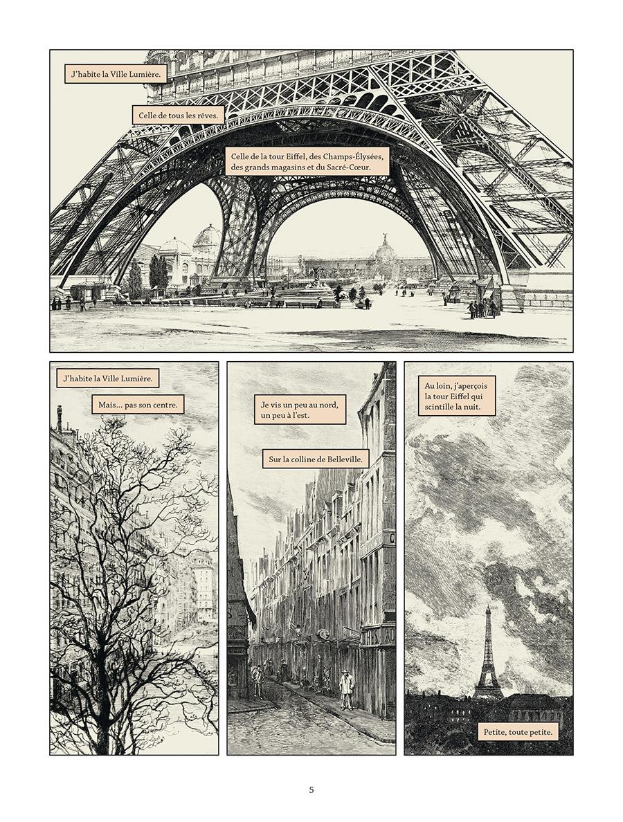 Extrait n°1 de la bd tome 1 par Raphaël Meyssan
