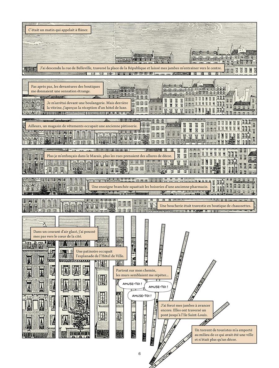 Extrait n°2 de la bd tome 1 par Raphaël Meyssan