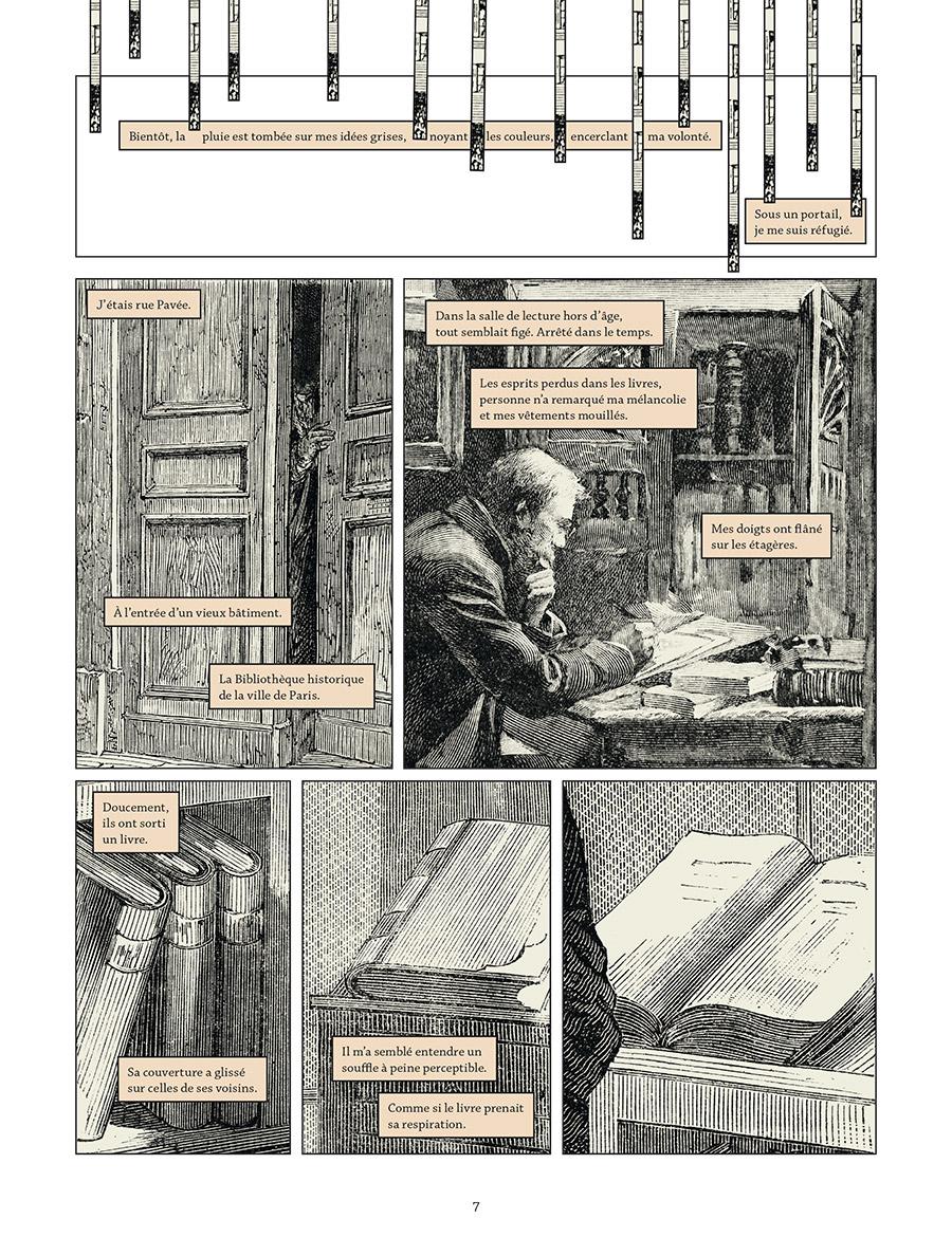 Extrait n°3 de la bd tome 1 par Raphaël Meyssan