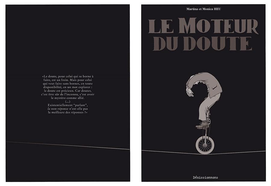 Extrait n°3 Livre des Livres par Marc-Antoine Mathieu