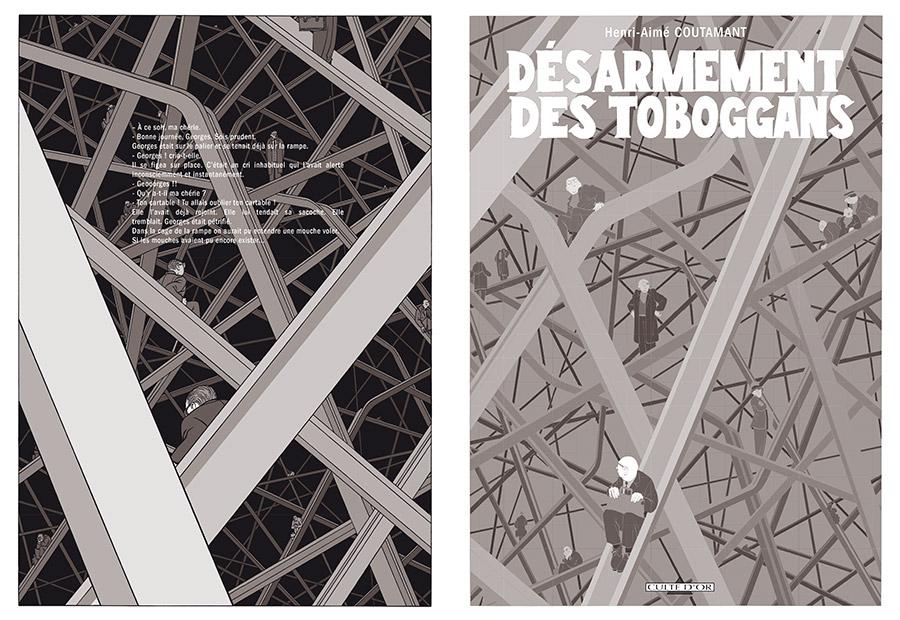 Extrait n°4 Livre des Livres par Marc-Antoine Mathieu