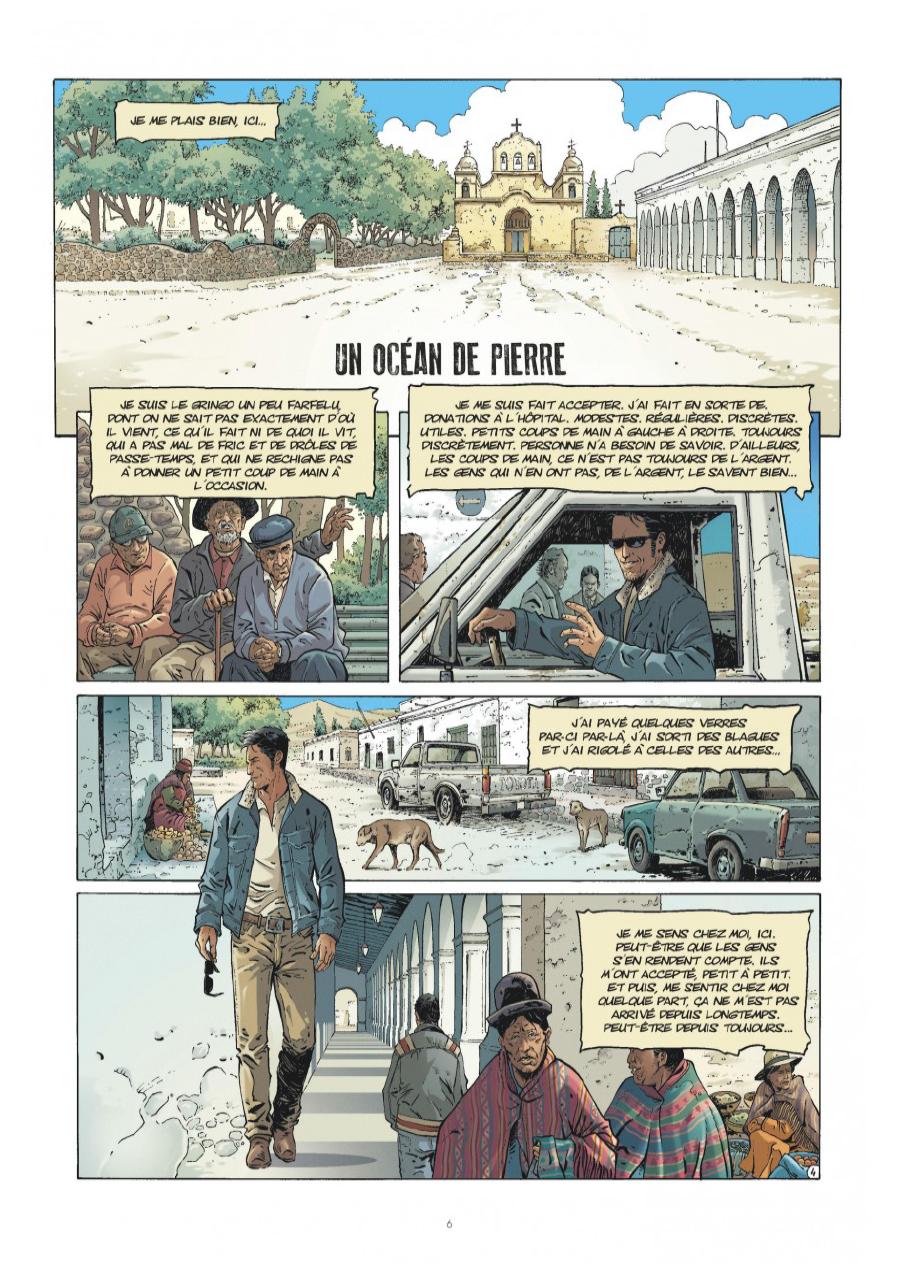 Extrait n°4 tome 1 par Matz