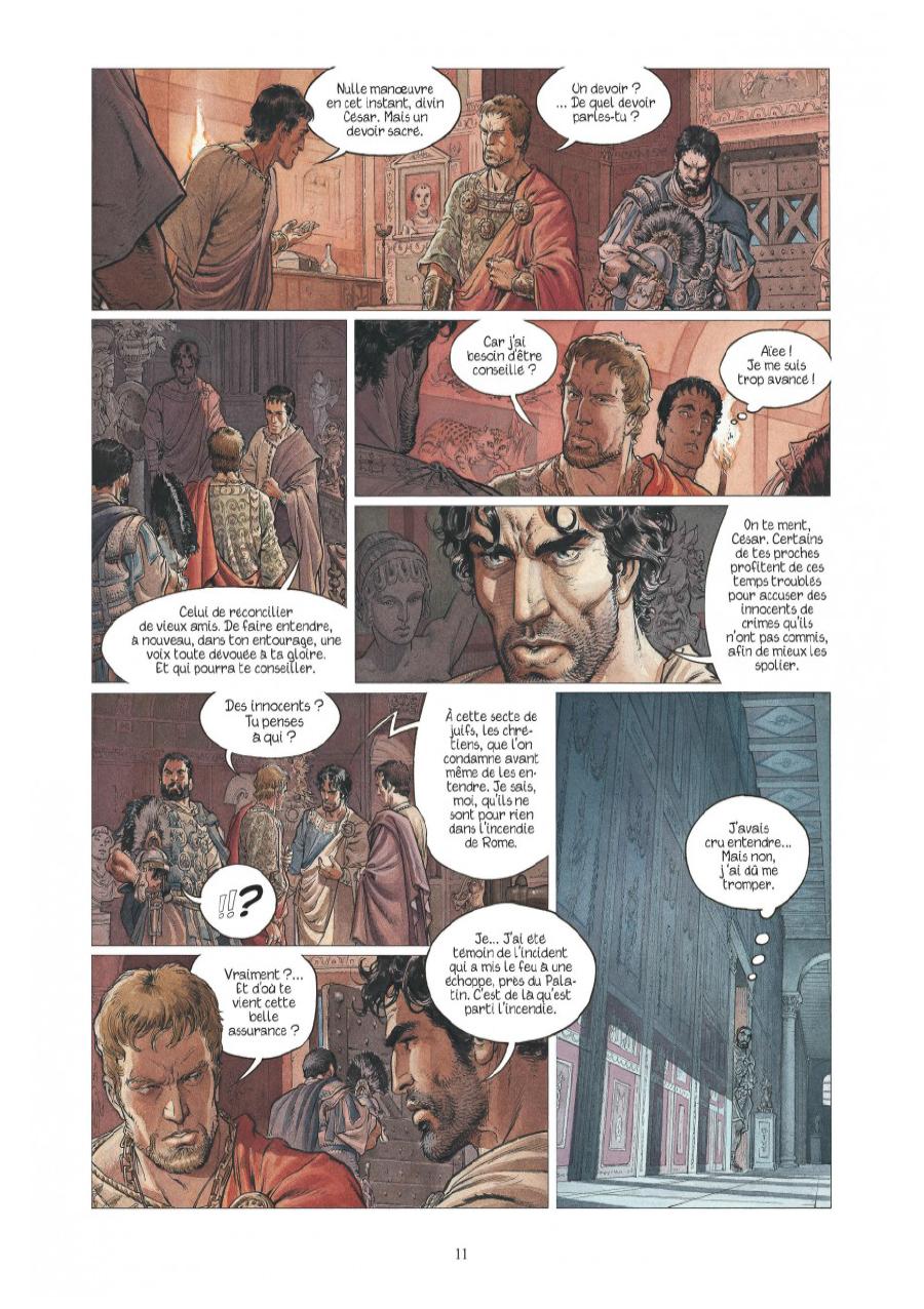 Extrait n°5 de la bd tome 10 par Theo