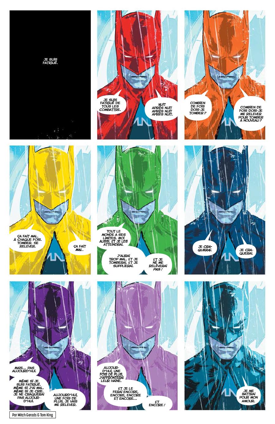 Extrait n°3 du comics Love is Love par Collectif