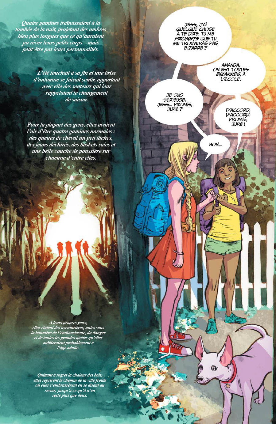 Extrait n°7 du comics Love is Love par Collectif