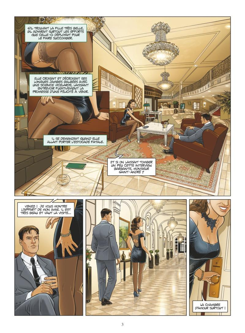 Extrait n°1 de la bd tome 12 par Jean-Charles Kraehn