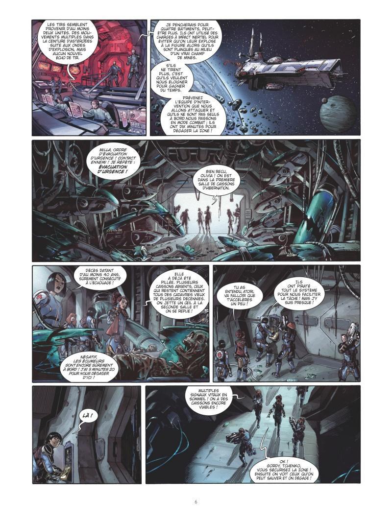 Extrait n°4 tome 1 par Denis-Pierre Filippi