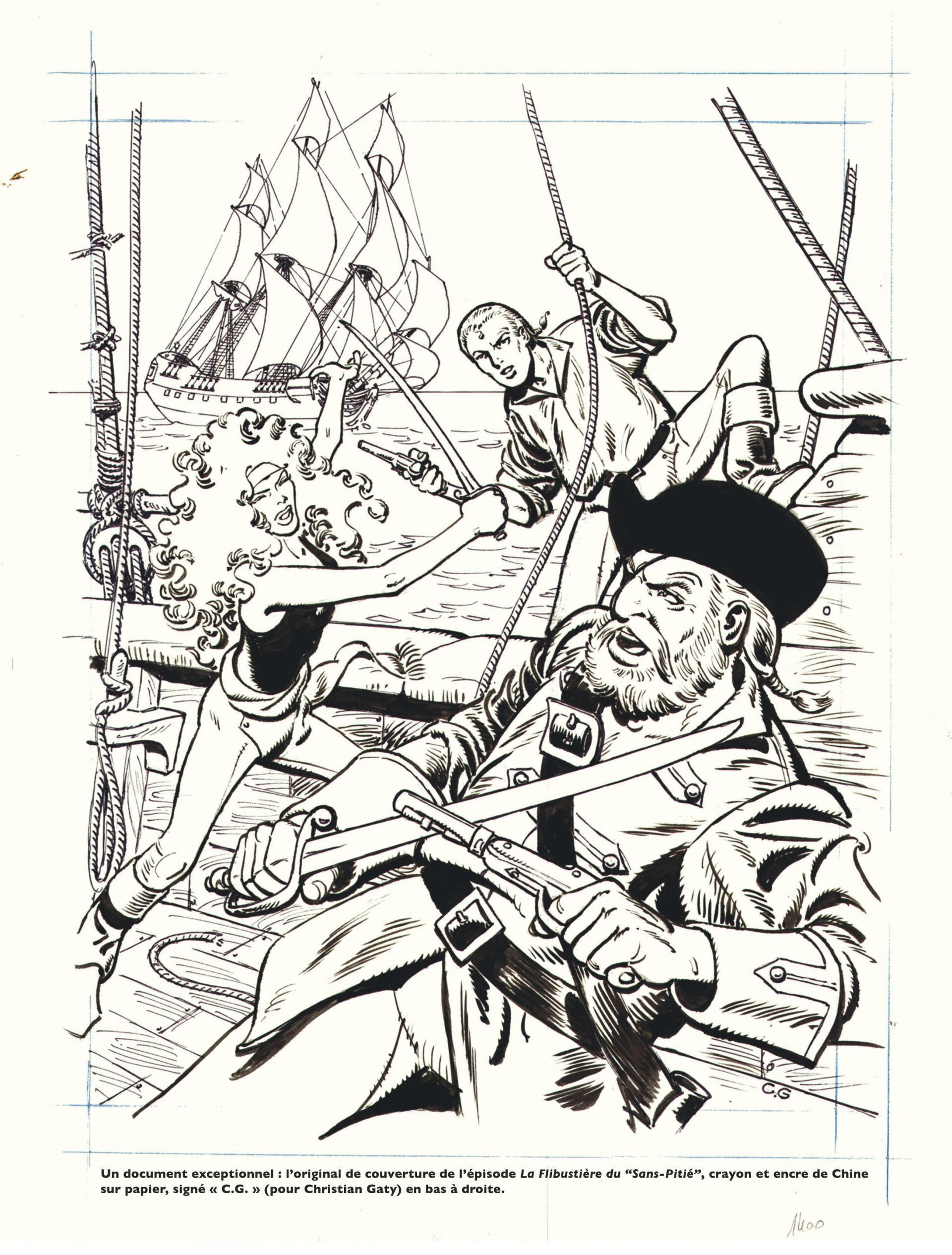 Pirates en mer des indes