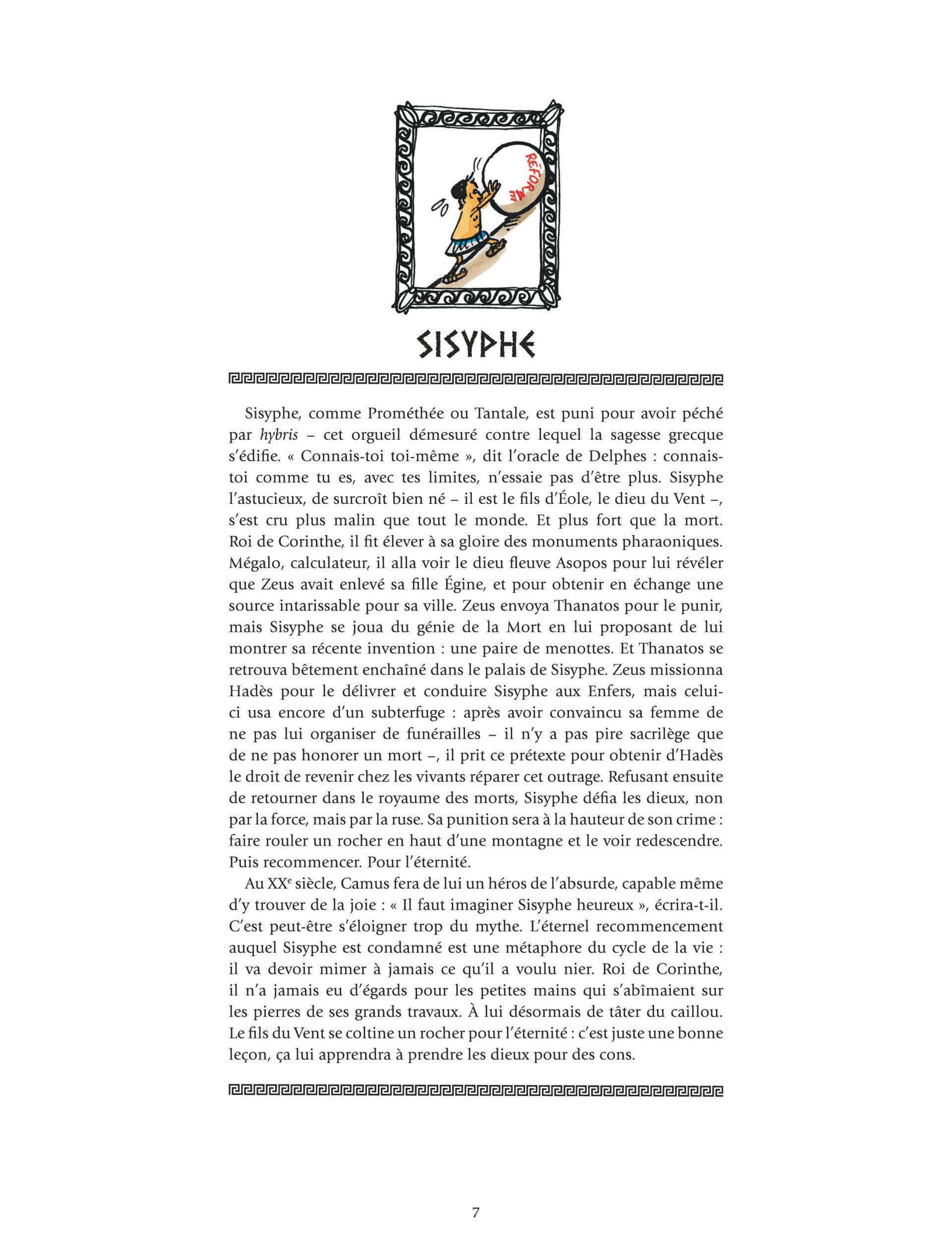 50 nuances de Grecs T.1