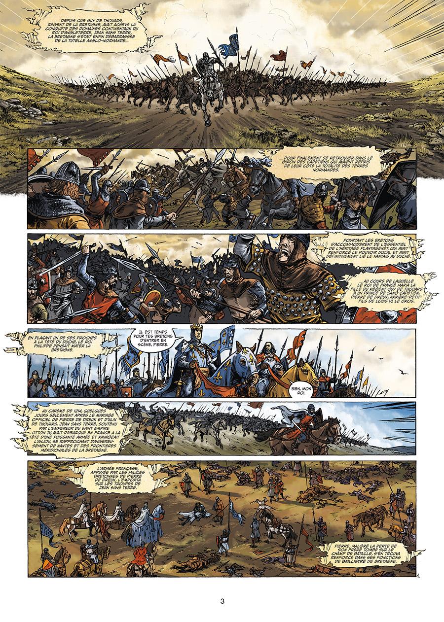 Extrait n°1 de la bd tome 5 par Thierry Jigourel