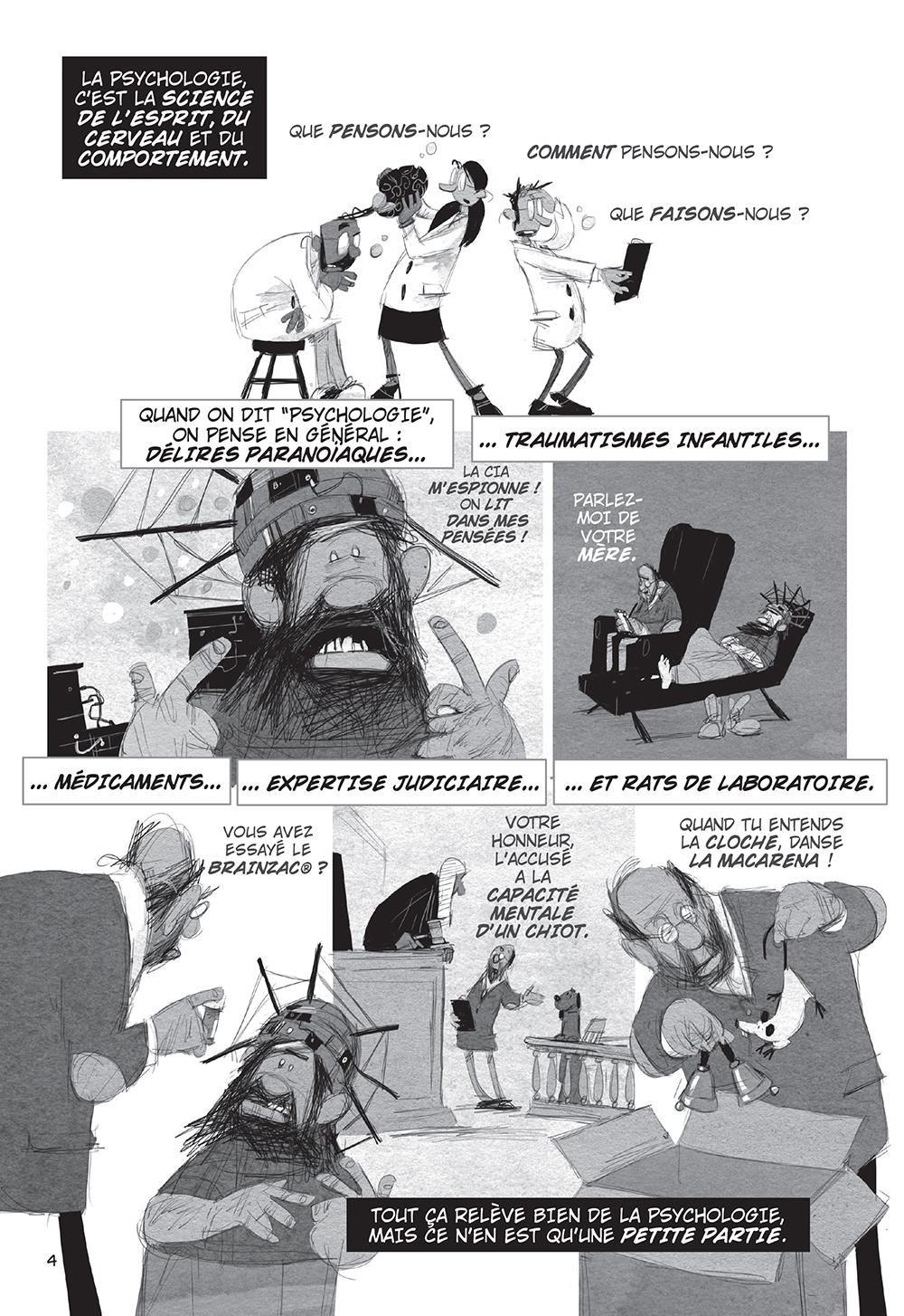 Extrait n°3 Psychologix