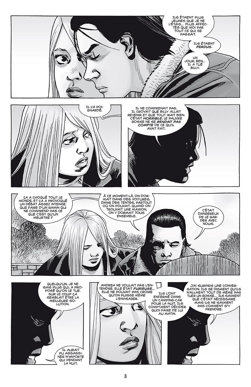 Extrait n°2 du comics tome 29 par Robert Kirkman