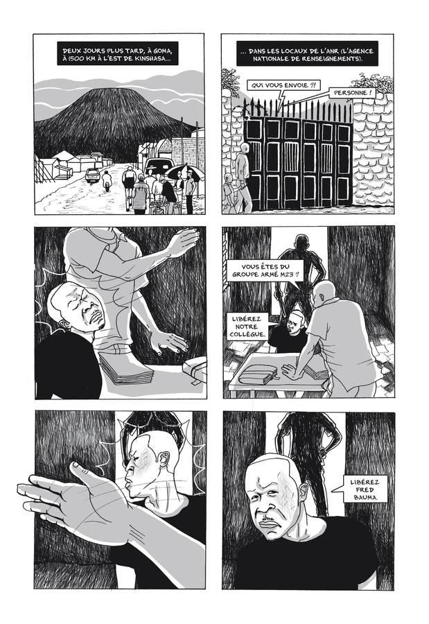 Extrait n°5 de la bd La Lucha