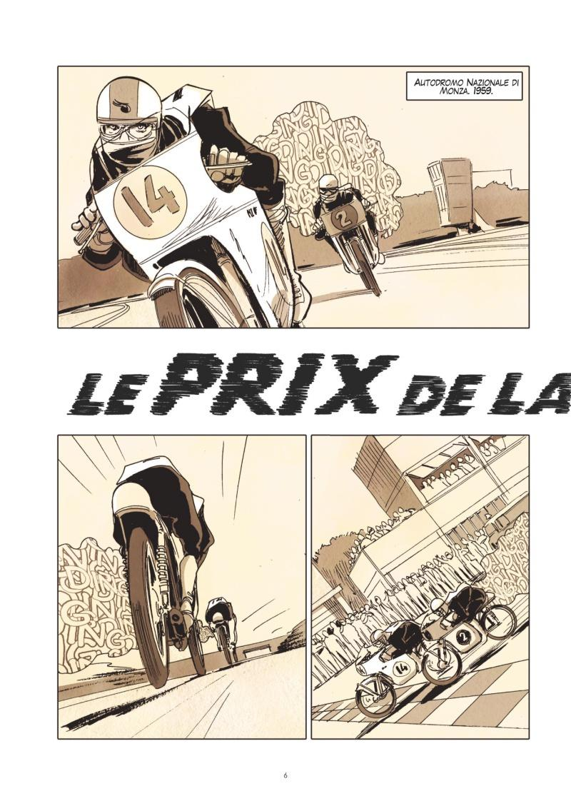 Extrait n°2 de la bd Le Prix de la vitesse par Christian Papazoglakis