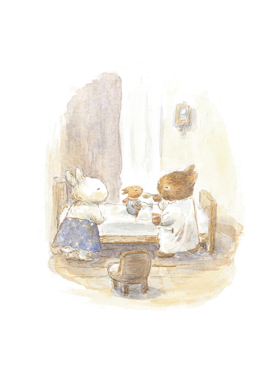 Extrait n°4 de la bd Dans le coeur d'une maman par Rintarô Uchida