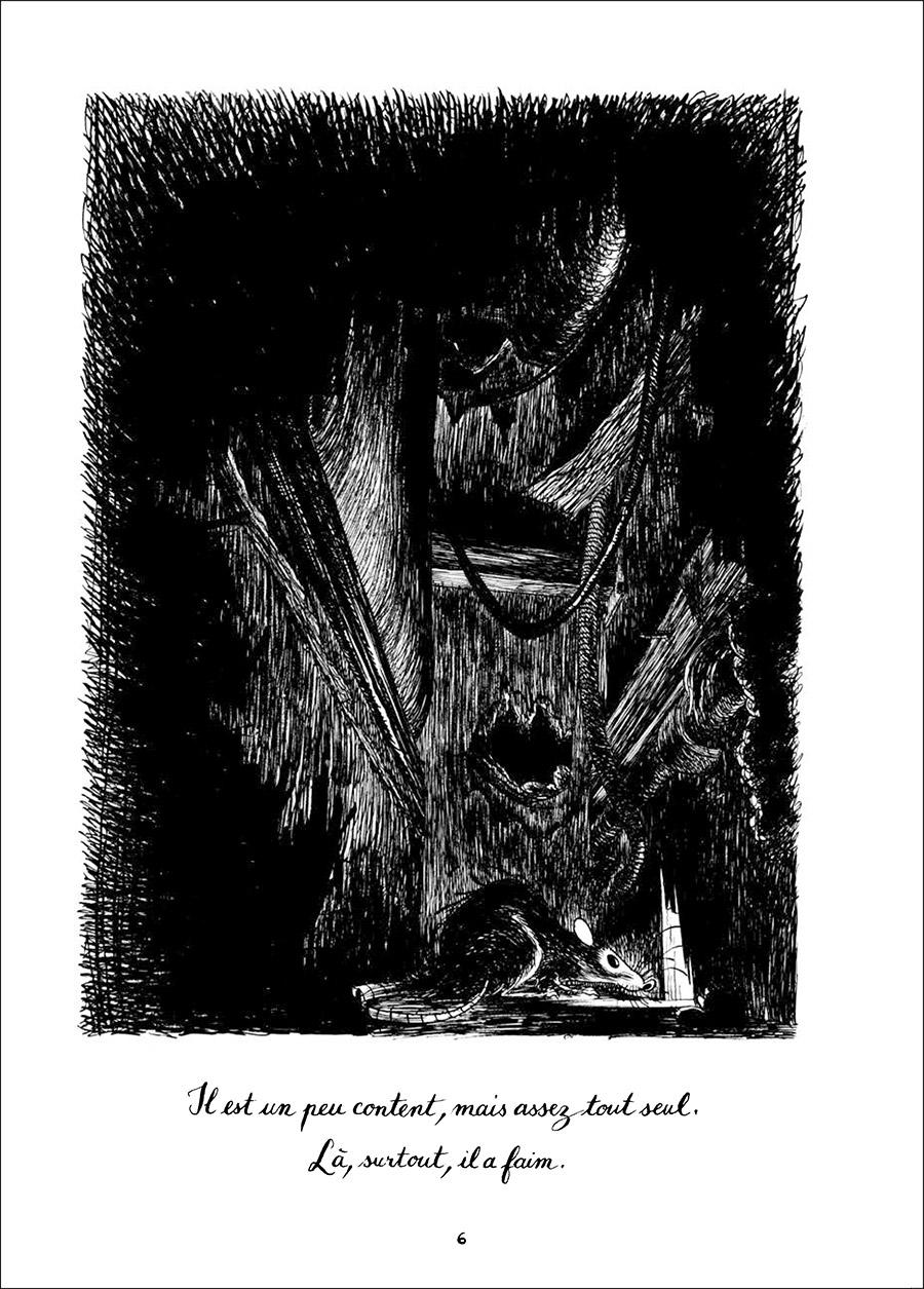 Extrait n°2 Rat et les animaux moches par Poipoi