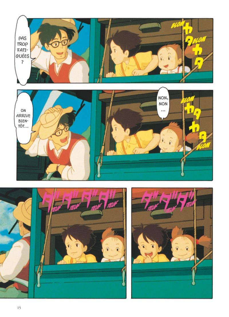 Extrait n°3 du manga par Hayao Miyazaki