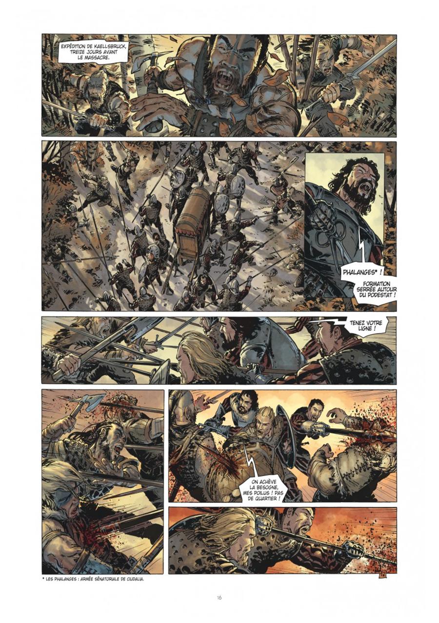 Extrait n°12 tome 1 par Frédéric Genêt