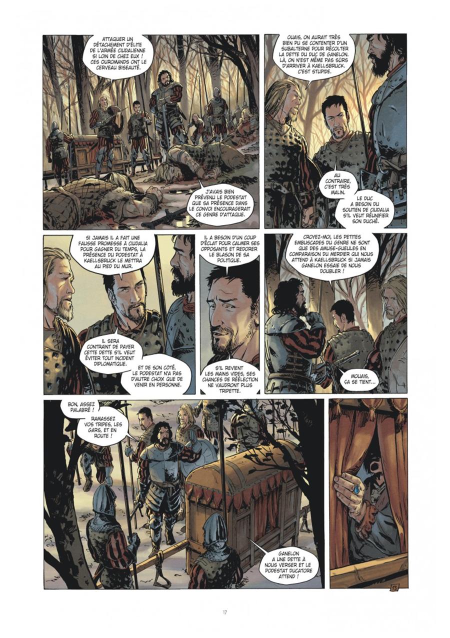 Extrait n°13 tome 1 par Frédéric Genêt