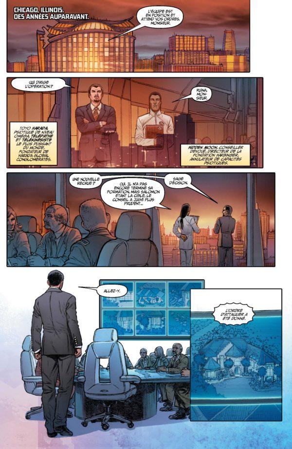 Extrait n°4 du comics tome 1 par Darick Robertson