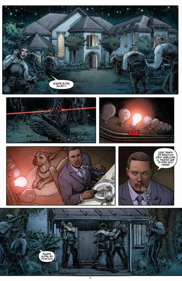 Extrait n°5 du comics tome 1 par Darick Robertson