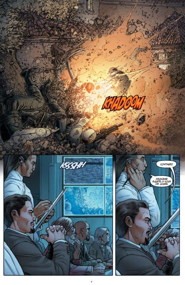 Extrait n°6 du comics tome 1 par Darick Robertson