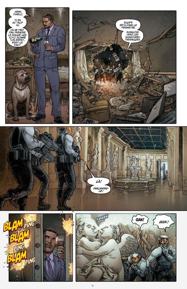 Extrait n°7 du comics tome 1 par Darick Robertson