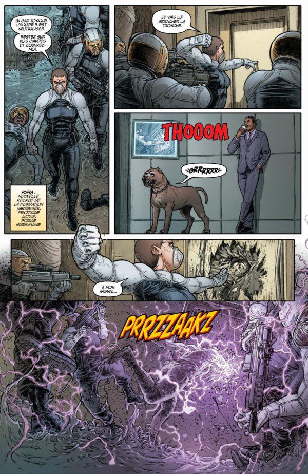 Extrait n°8 du comics tome 1 par Darick Robertson