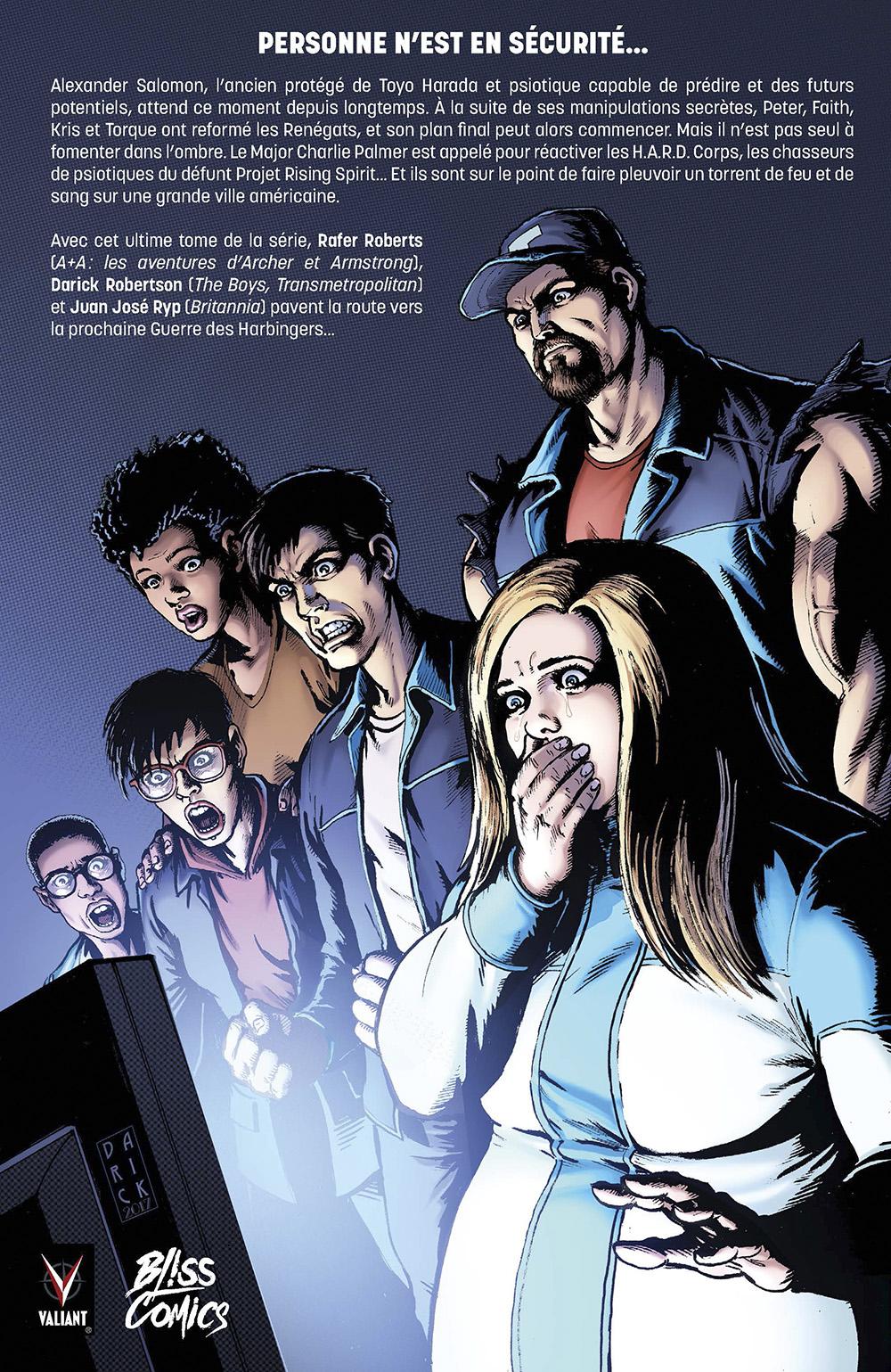 Extrait n°1 du comics tome 2 par Darick Robertson