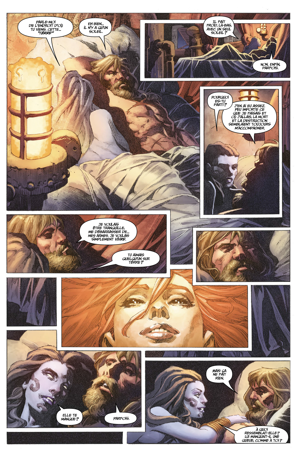 Extrait n°5 du comics tome 1 par Matt Kindt